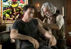 Was haben wir dem am Ärmchen? Nicolas Cage und Sam Elliott