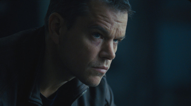 Matt Damon ist Jason Bourne.