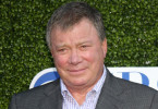 Als Captain Kirk zu Weltruhm: William Shatner.