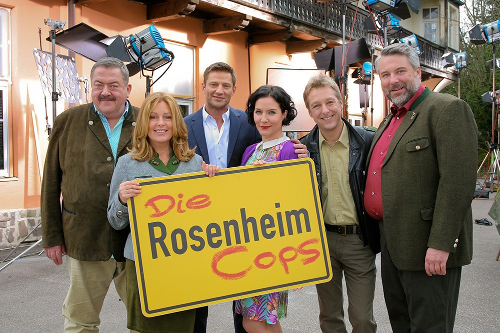 Bauernhof Rosenheim Cops