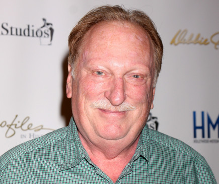 Sein Gesicht kennt man: Jeffrey Jones.