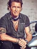 Spanien ist sein bevorzugtes Revier: Peter Maffay gehört zu den Harley-Davidson-Alten.