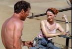 Ganz schön heiß, was? Dennis Quaid und Miranda Otto