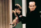 Und ab mit der doofen Töhle! Jack Nicholson als Fiesling