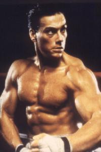 Wow, was hab ich Muckis! Action-Held Jean-Claude 