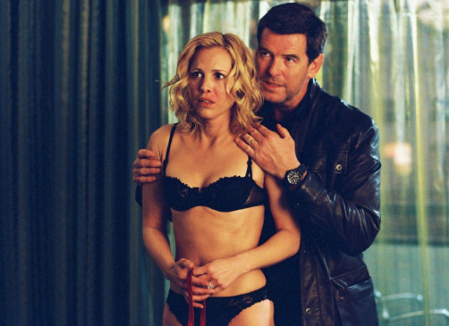 Abby (Maria Bello) ist in der Gewalt des Gangsters