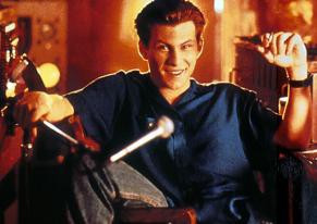 I' m the king of the radio-world! Christian Slater 