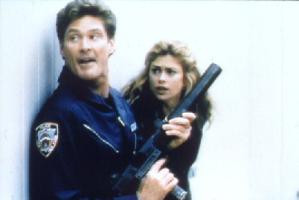 David Hasselhoff in Action: 