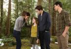 Traute Vampir-Familie mit Werwolf-Freund