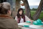Verunsichert: Clara Lago als Belén