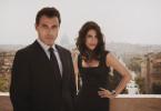 Ein eingespieltes Team: Aurelio Zen (Rufus Sewell) und  Tania Moretti  (Caterina Murino)