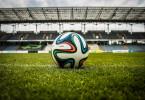 Der Ball, Stadion, Fußball
