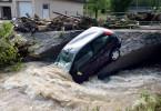 Sintflutartige Regenfälle werden uns in Zukunft häufiger heimsuchen.