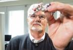 Alzheimerforscher Hans Demuth setzt bei der Erforschung von Alzheimer auf ein besonders giftiges Eiweißmolekül.