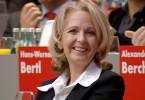Hannelore Kraft - die sozialdemokratische Frontfrau in NRW und die Herausforderin von Ministerpräsident Jürgen Rüttgers bei der Landtagswahl im Mai.