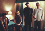 L-R: Harvey Pollard (Troy Garity), Kate Wheeler (Cate Blanchett), Joe Blake (Bruce Willis), Terry Collins (Billy Bob Thornton)