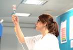 Der Alltag von Krankenpflegerin Marion P. ist gepägt durch den Pflegenotstand.
