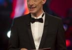 Moderator Christoph Süß.