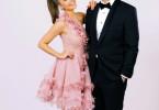 """Victoria Swarovski und Daniel Hartwich moderieren die Tanzshow """"Let's Dance""""."""