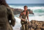 Lara Croft (Alicia Vikander)Die Verwendung des sendungsbezogenen Materials ist nur mit dem Hinweis und Verlinkung auf TVNOW gestattet.