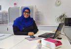 Nadia Bouazzi Ouldaly leitet in Düsseldorf einen kultursensiblen Pflegedienst. Für sie gibt es keinen Widerspruch zwischen deutsch und muslimisch.