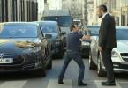 An einer belebten Straßenkreuzung kommt es zu einem Streit zwischen Alexandre (Jean Dujardin) und Dianes Ex-Mann Bruno (Cédric Kahn).