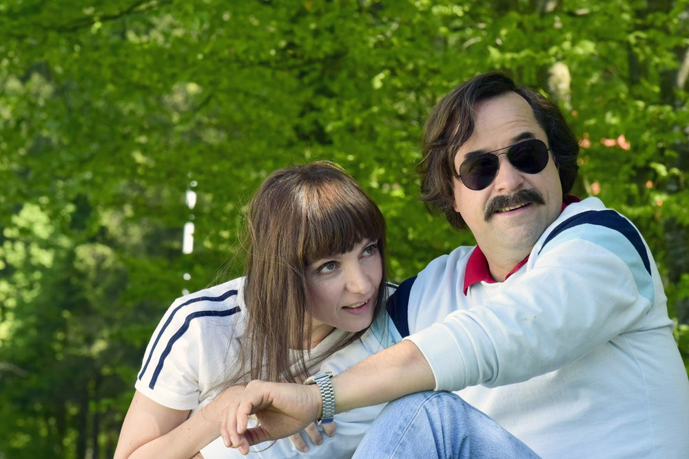 Elke (Julia Koschitz) und Sebastian